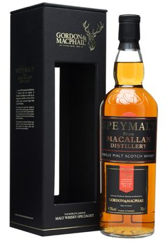 Macallan Scotch Single Malt 21Year 1991 Speymalt Bottled By Gordon & Macphail